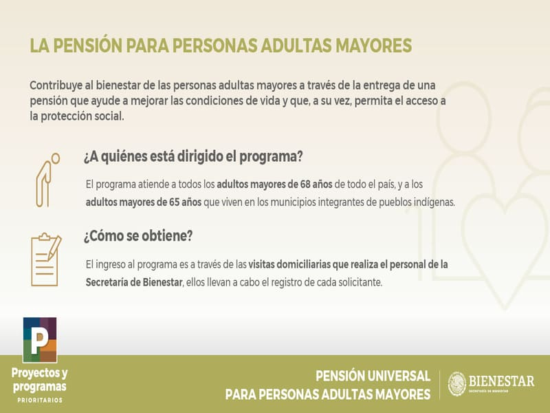 pension adultos mayores